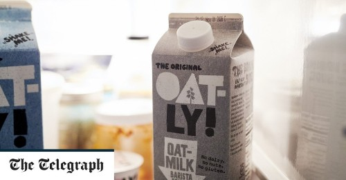 Oat drink advert could be investigated for ageism as son shames 55-year-old dad for drinking milk