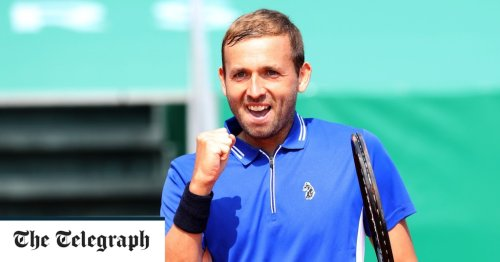 'Fired up' Dan Evans fuelled to biggest win of his career by Novak Djokovic's disrespect