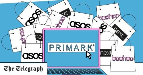 Even Primark must succumb to the online revolution eventually