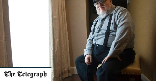 Never mind winter – the cancel mob is coming for George RR Martin