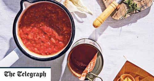 Tinned tomato pasta sauce recipe