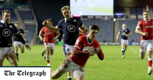 The making of Louis Rees-Zammit: how Welsh wing wonder became a Six Nations sensation