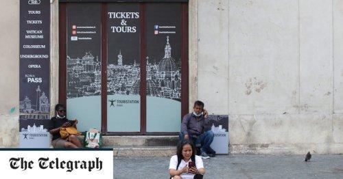 Travel news latest: Italy imposes quarantine on UK arrivals