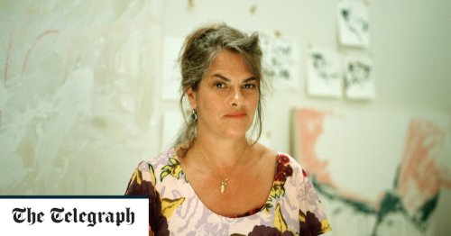 Tracey Emin says her cancer is 'gone' and accuses politicians of 'never having been to a museum'