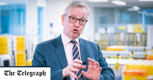 Michael Gove: 'Selfish' people who refuse to get vaccinated could be barred from some events