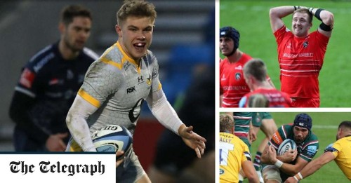 Who is in England's 'shadow squad' and how likely are they to feature in the Six Nations?