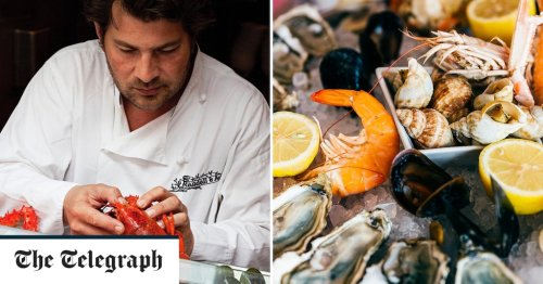 'Restaurateurs must work harder to sell seafood to British diners'