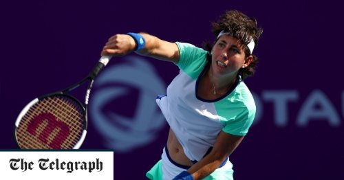 Carla Suarez Navarro: 'Chemotherapy was hard, but playing at Wimbledon one last time inspires me'