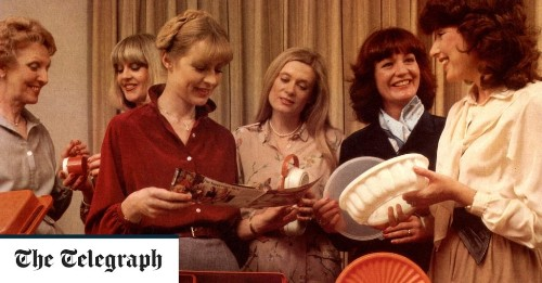 'I was told to target the newly unemployed': the growth of modern day Tupperware parties