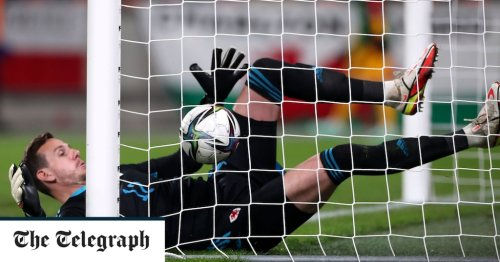 Wales recover after Danny Ward howler but rue missed chances in entertaining Czech Republic draw