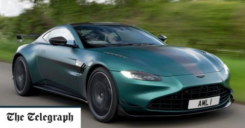 Aston Martin Vantage F1 Edition review: faster and more comfortable - it's near perfection