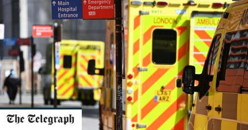 Hospital figures for Covid cases 'misleading'