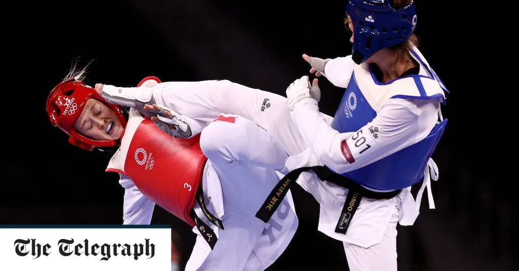 She lived in a caravan, trained in an Asda - now Lauren Williams is an Olympic medalist