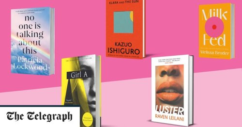 Five of the best new novels of 2021