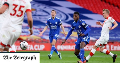 Kelechi Iheanacho strike sends Leicester City into the FA Cup Final at Southampton's expense
