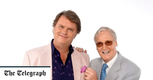 Just a Minute is at a loss without Nicholas Parsons in the chair