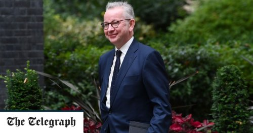 Michael Gove could water down planning changes as rebel Tory MPs demand veto
