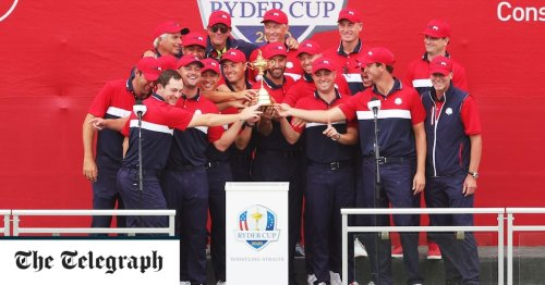 Ryder Cup 2021: Steve Stricker hails 'new era' for Team USA after resounding record win over Europe