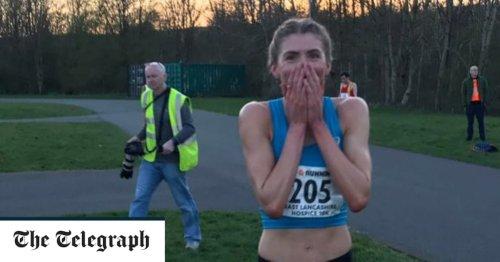 British triathlon specialist breaks 5km road world record - but will it count?