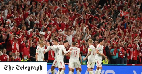 Denmark honour pledge to Christian Eriksen with stunning display to set up last 16 tie with Wales