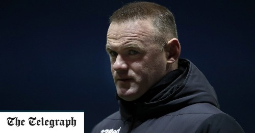 Wayne Rooney announced as Derby County manager on permanent basis