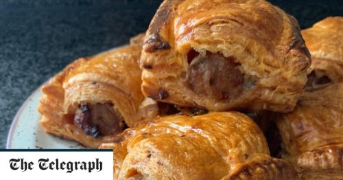 How to make the best sausage rolls with 'nduja puff pastry