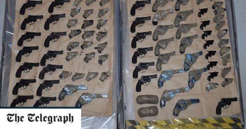 Gun smugglers face 28 years in prison under new guidelines
