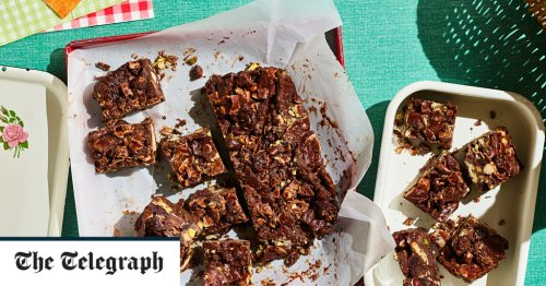 Coconut rocky road recipe