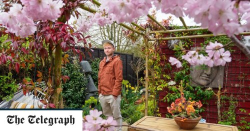 Five years ago I was homeless – gardening gave me a second chance at life