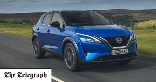 Nissan Qashqai review: the British-built family SUV is top of its class – and good news for our economy too