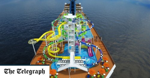 Cruise line seeks family to test its ships