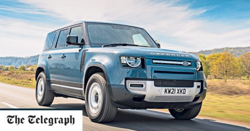 Land Rover Defender Hard Top review: effortless on and off road, this commercial version delivers