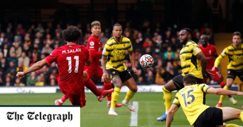 Watford vs Liverpool, Premier League: live score and latest updates from Vicarage Road