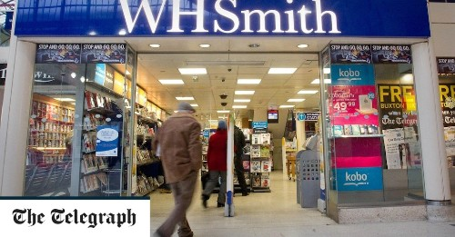 Investor revolt halts pay rise for WH Smith chief