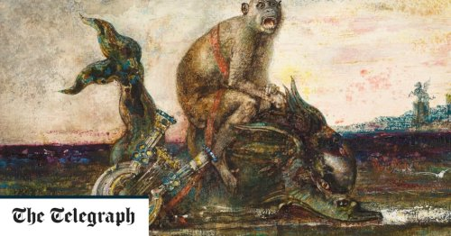 Gustave Moreau: The Fables, Waddesdon review: like a jeweller 'drunk on colour'