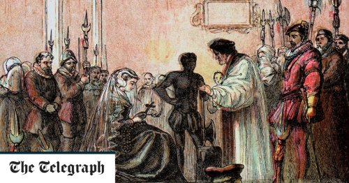 England vs Catholicism: art, theft and the doom of Mary, Queen of Scots