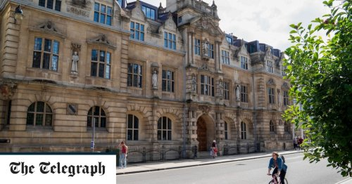 Oxford University academics to vote on renaming Cecil Rhodes professorship