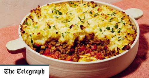 Shortcut shepherd's pie recipe