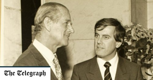 Gyles Brandreth was Prince Philip's Boswell – and this intimate biography is a sparkling celebration