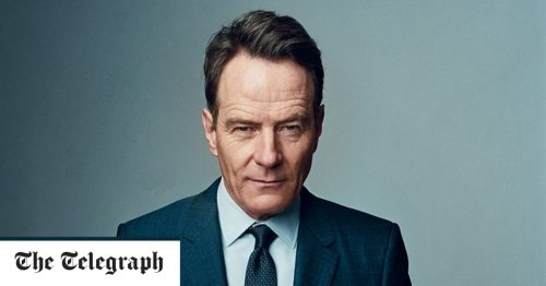 Bryan Cranston: 'One of the things I'm most grateful about is that I was poor'