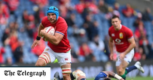 How to watch British & Irish Lions tour on TV: Channel schedule for the 2021 rugby games