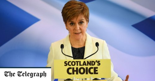 Salmond's mistaken - the SNP are every bit as Anglophobic as Alba