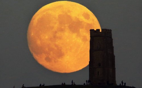 July's Thunder Moon: when it will be peak in the UK this weekend and full moon dates for 2021