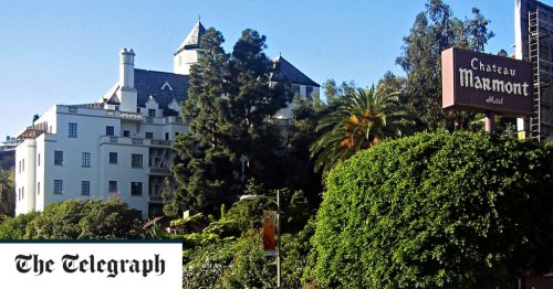 Sex, death, and great room service: the wildest celebrity tales from inside the Chateau Marmont