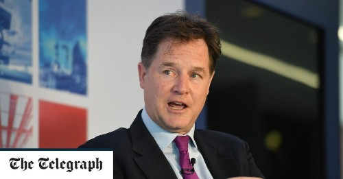 Sir Nick Clegg insists Facebook is 'neither a publisher nor a utility' - live updates