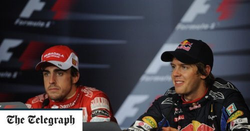 Sebastian Vettel and Fernando Alonso may struggle to remind F1 that they are not yesterday's men