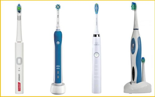 The best electric toothbrushes - tried and tested