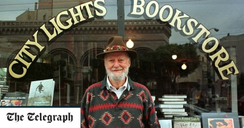 Lawrence Ferlinghetti, poet who founded City Lights bookshop, epicentre of the Beat movement – obituary