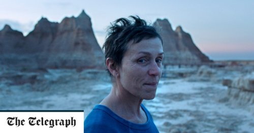 Nomadland, review: Frances McDormand goes on the run from American carnage
