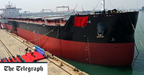 Surging commodity prices buoy up bulk shipping